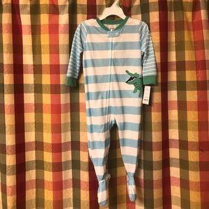 NWT 18 month Carter's pajamas